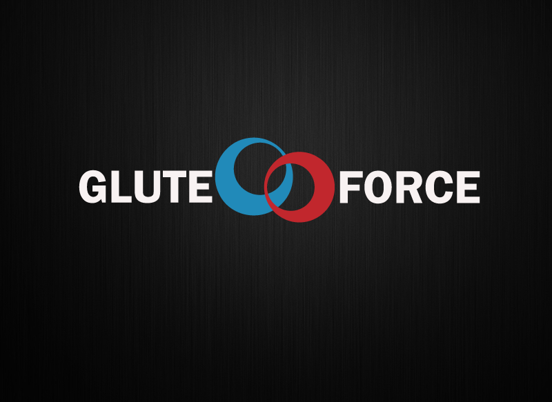 Glute Force Branding and Identity