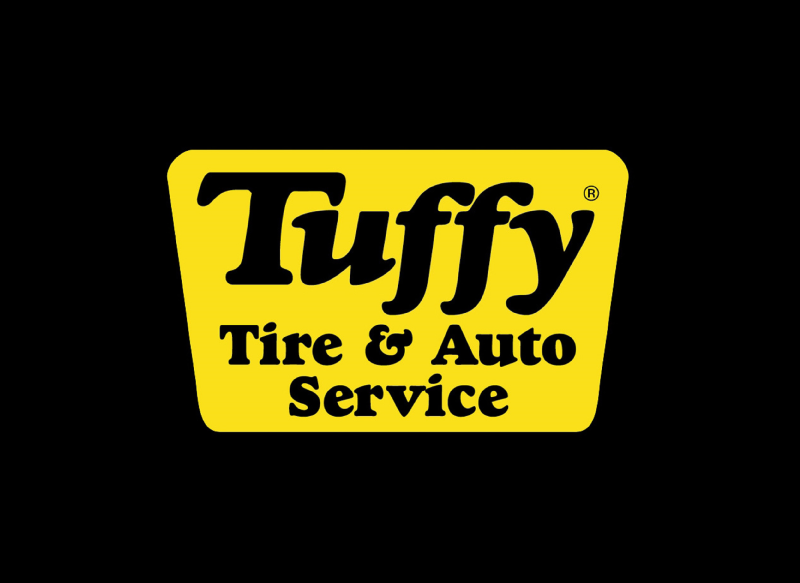 Tuffy Signage Design
